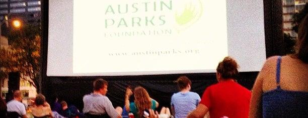 Republic Square is one of Austin Adventures.