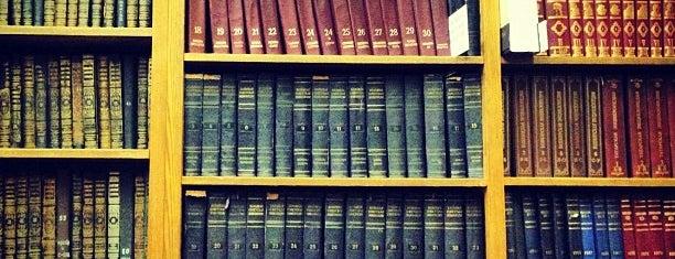 Государственная публичная историческая библиотека России is one of Eventually.