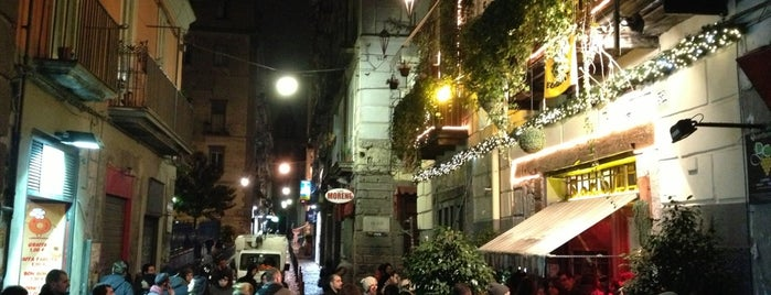 Pizzeria Sorbillo is one of naples-amalfi.