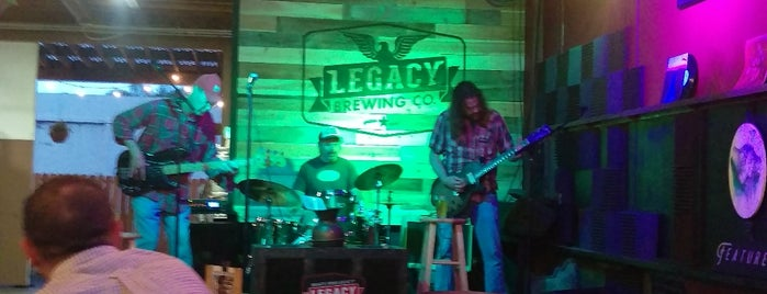 Legacy Brewing Co. is one of Breweries - Southern CA.