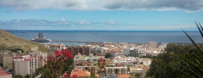 Mirador de Los Campitos is one of Turismo por Tenerife.