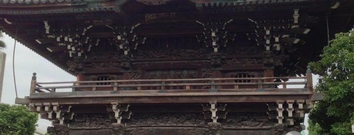 Shibamata Taishakuten (Daikyo-ji Temple) is one of 行った所&行きたい所&行く所.