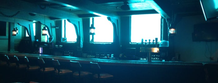 The Wreck Bar is one of Places to Drink.