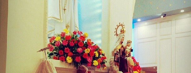 Our Lady Of Fatima Chapel is one of Faves!.