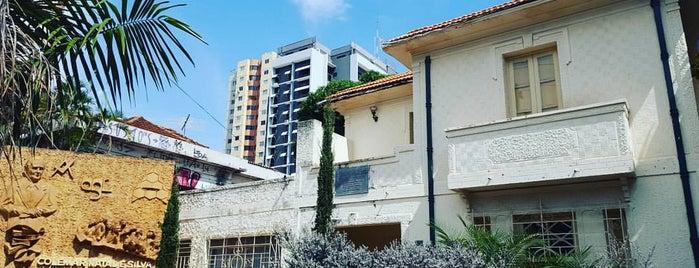 Academia Goiana de Letras is one of Pontos Turisticos Essenciais Goiania.