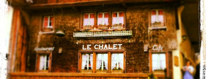 Le Chalet de Gruyères is one of Top Picks for Foodies in Vaud, Switzerland.