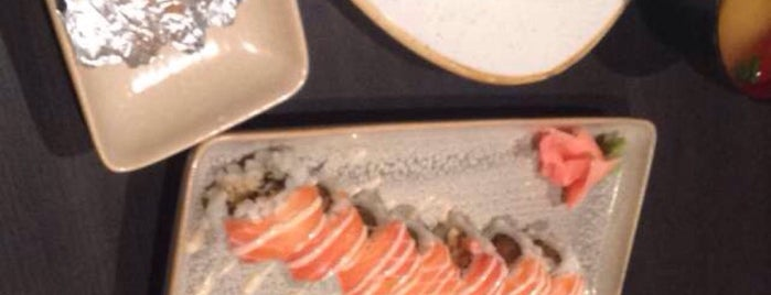 Gaijin Japanese Fusion is one of Japanese Spoils Around The World.