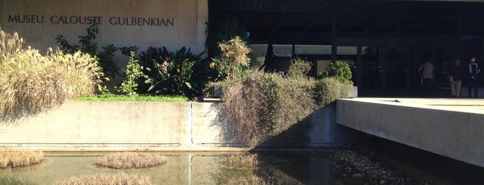 Museu Calouste Gulbenkian is one of LISBON THINGS TO DO.