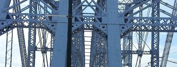 Purple People Bridge is one of The Buckeye Bucket List.