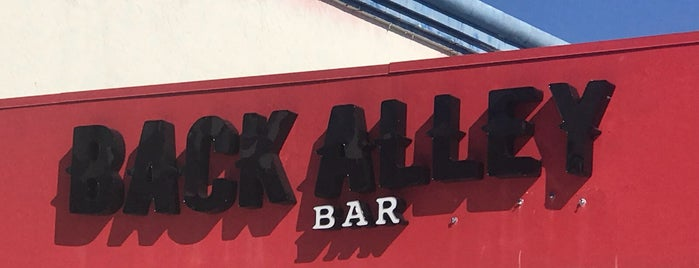 Back Alley Bar & BBQ is one of Fort Lauderdale.