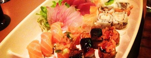 Niwa Sushi is one of Restaurantes.
