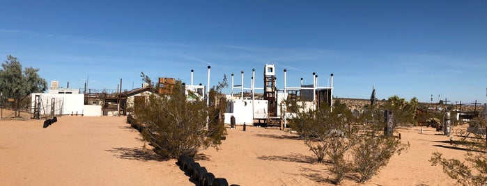 Noah Purifoy Outdoor Desert Museum is one of Psalm Sprangs.