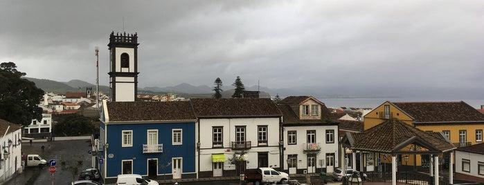 Ribeira Grande is one of Azoren.