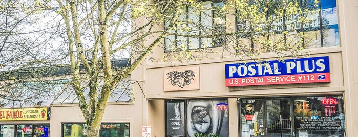 Ruckus Recreational Cannabis is one of Seattle.