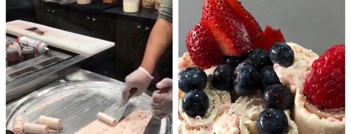 10Below Ice Cream is one of 🍨🍭.
