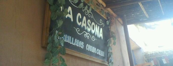 La Casona is one of Restaurantes Visitados.