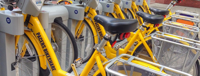 Pacer Bike Share is one of 50 Date Ideas For Less Than $50.