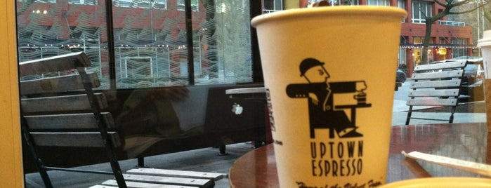 Uptown Espresso is one of The 15 Best Places for Mochas in Seattle.
