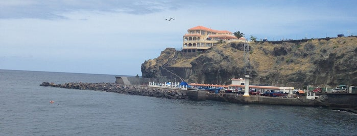 Playa de San Marcos is one of Islas Canarias: Tenerife.