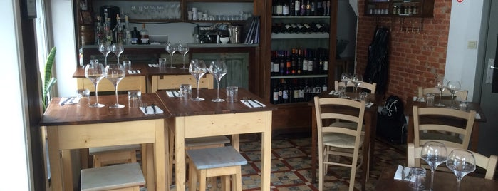 Winehouse Osteria is one of Brussels: the insider's guide.