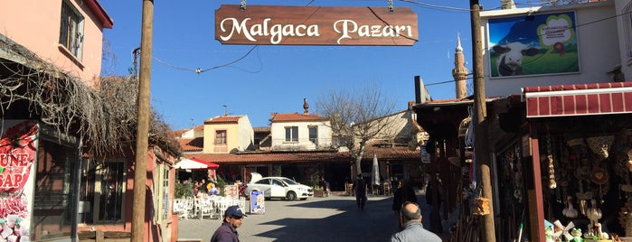 Malgaca Pazari is one of Izmir.