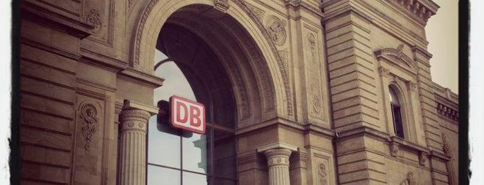 Magdeburg Hauptbahnhof is one of Bahnhöfe Deutschland.