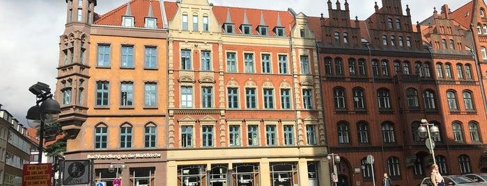 Altstadt is one of Hannover.