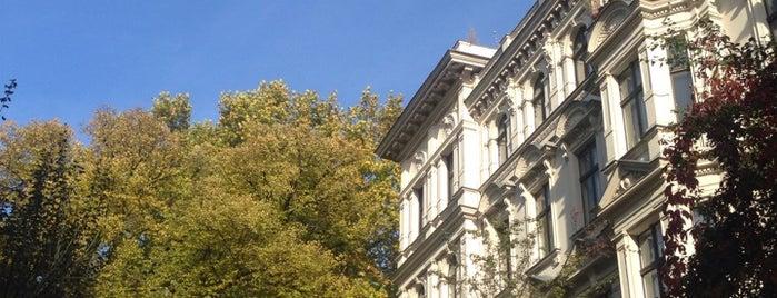 Riehmers Hofgarten is one of Berlin.