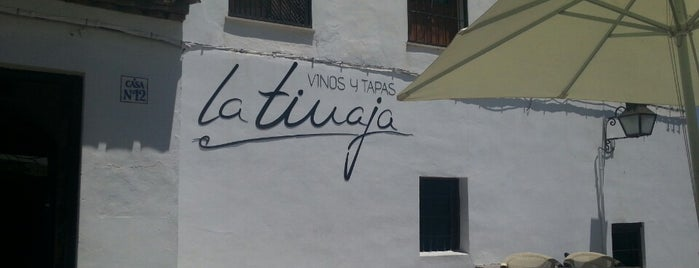 Restaurante La Tinaja is one of Planning Semana Santa Cordoba.