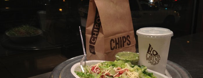 Chipotle Mexican Grill is one of Top 10 favorites places in Chicago, IL.