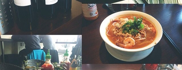 Yupa's Thai Kitchen is one of London.