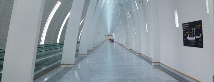 Terminal 1 is one of Copenhagen.