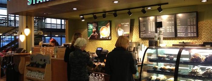 Starbucks is one of Copenhagen.