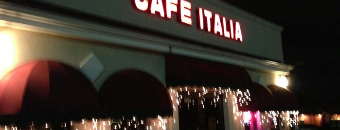 Cafe Italia is one of Dallas Foodie.