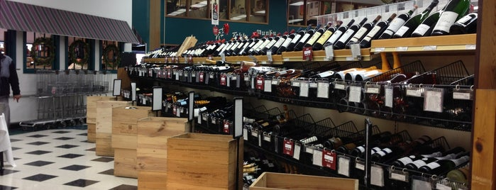 Surdyk's Liquor Store and Gourmet Cheese Shop is one of The 15 Best Places for Wine in Minneapolis.