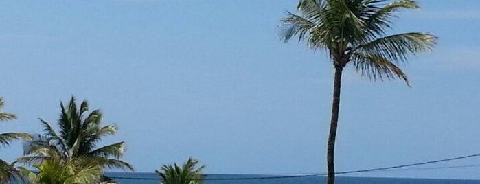 Praia de Stella Maris is one of Salvador.