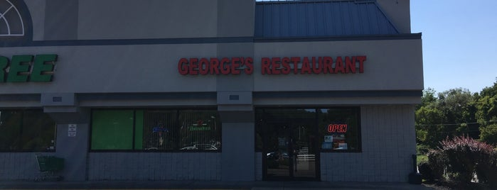George's Restaurant is one of Diner, Deli, Cafe, Grille.