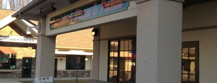 Cacciatori Pizza & Pasta is one of Eat Local.