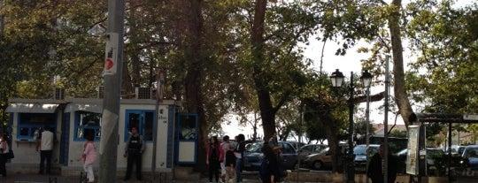 Eleftherias Square is one of Selanik'te gorulmesi gereken yerler.