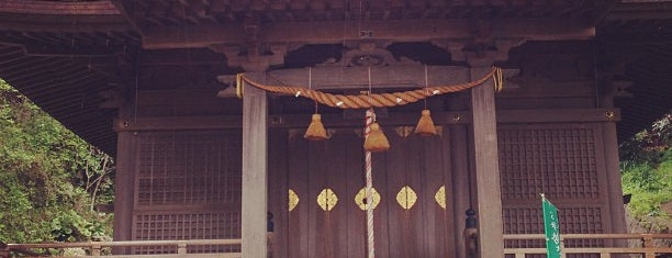 甘縄神明神社 is one of 神奈川県鎌倉市の神社.