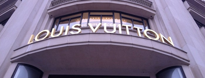 Louis Vuitton is one of Paris - best spots! - Peter's Fav's.