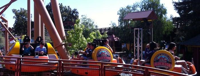 Sierra Sidewinder is one of Roller Coaster Mania.