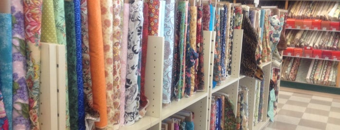 Jo-Ann Fabric and Craft is one of Favorites.