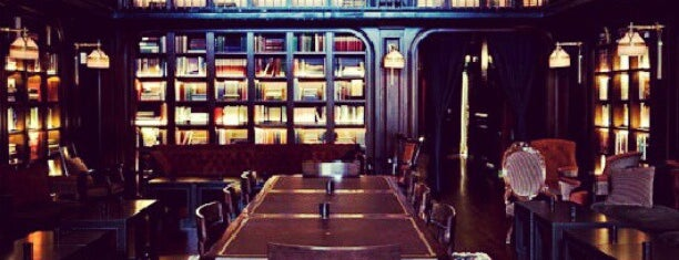 The NoMad Hotel is one of Must go in NY.