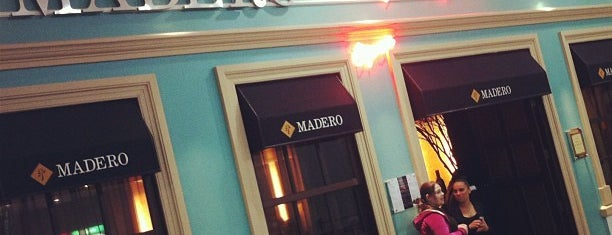 Madero Burger & Grill is one of I recommend!!!.