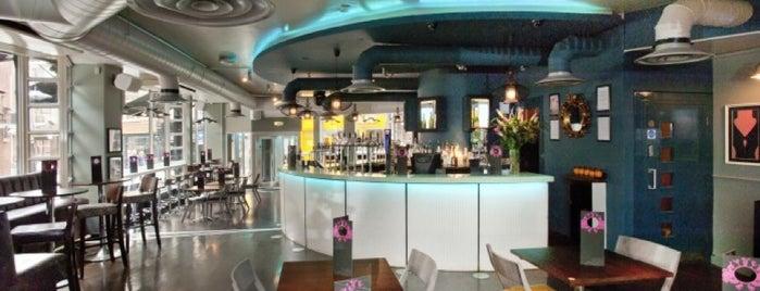 Rupert Street Bar is one of Gay venues.