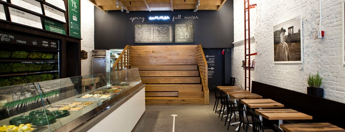 sweetgreen is one of The New Yorkers: Ladies Who Lunch.