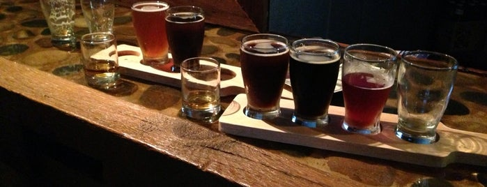 Bent River Brewing Company is one of Chicagoland Breweries.