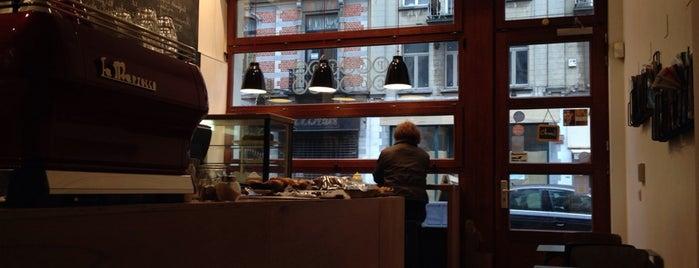 Parlor Coffee Roasters is one of Nos bars préférés à Bruxelles.