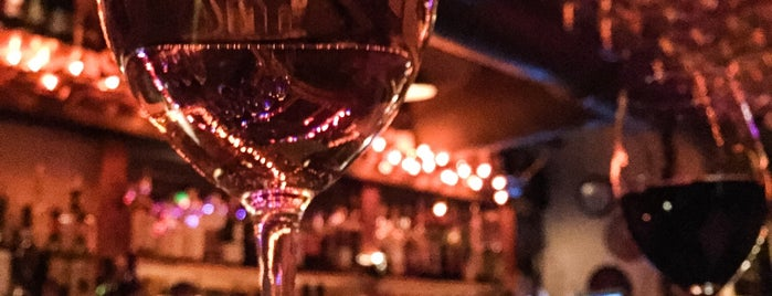 La Cave du Vin is one of Bar Favs.